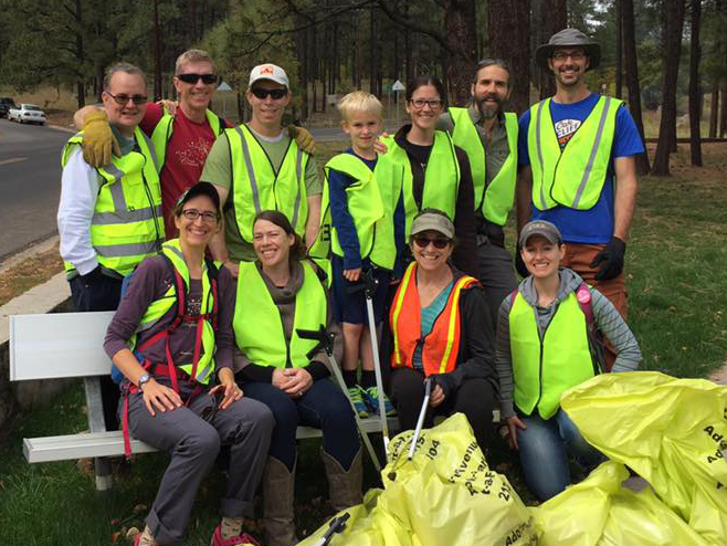 October 18, 2016 Cleanup Crew